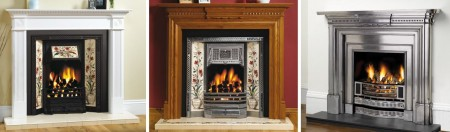 Traditional & Contemporary Cast Iron Fireplaces
