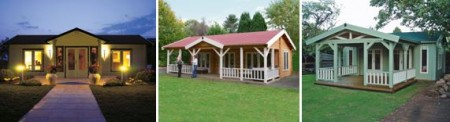 Log Cabins & Summer houses