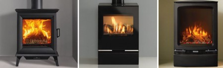 Multi fuel Stoves & Wood Burning Stoves