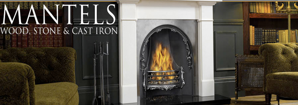 Imaginative selection of solid fuel and gas fireplaces