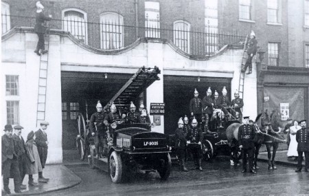 firestation 1909