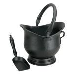 Wessex Helmet - Black - 24 Ref: 0341