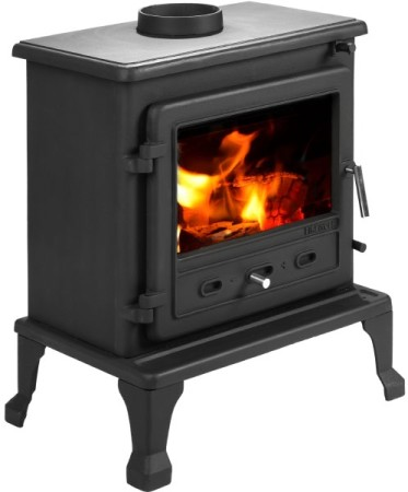 THE FIRE FOX 8 MULTI-FUEL STOVE
