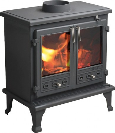 The Firefox 12 Multi Fuel Stove