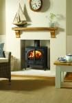 Stockton 8 woodburning flat top mark 2 multifuel