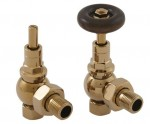 Brumpton 15mm Manual Valve (Brass) LD090
