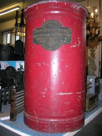 bucket fire extinguisher