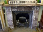 original victorian marble surround